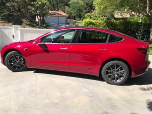 2018 Tesla Model 3 Mid Range (West Valley) $44000