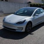 2018 Tesla Model 3 Long Range Rear-Wheel Drive – Silver – 8K Miles (Rancho Palos Verdes) $46000