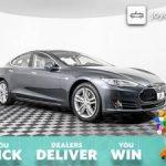 2014-Tesla-Model S-60 kWh Battery (Tesla Model S 60 kWh Battery) $37999
