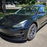 2018 Tesla Model 3 Long Range Premium Upgrades Black / Black 12k Miles (Executive Autosport) $43999