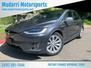 2016 Tesla Model X 90D AWD 4dr SUV CALL NOW FOR AVAILABILITY! (+ Mudarri Motorsports Co) $72999