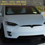 2016 TESLA MODEL X P90D (FRANKLIN) $54500