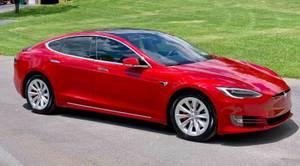 2017 Tesla Model S $49000