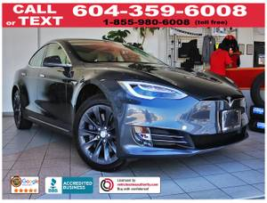 2017 Tesla Model S – 90D Loaded enhanced autopilot, full self driving (Surrey) $104980