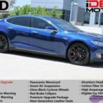 2015 Tesla Model S P90D Sedan 4D For Sale (+ iDeal Motors) $63988