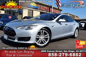 2013 Tesla Model S 60 'AIR SUSPENSION' SKU:22327 Tesla Model S 60 'AIR (San Diego Auto Finders) $34785