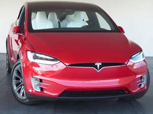 2017 Tesla Model X 100D (New York) $69000