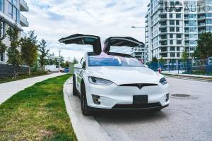 2016 Tesla Model X P90D One Owner!/No Accident!/Local/LOW KM/Like New (Richmond North) $103000