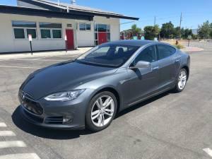 2013 Tesla Model S 60 with CPO Warranty (san jose west) $28500