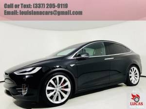2016 Tesla Model X P90D Systems Monitor (Medina) $50219