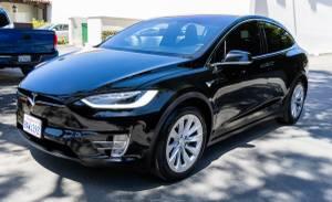 Beautiful Tesla Model X 7 Seat w/ Console (Westlake Village) $68500