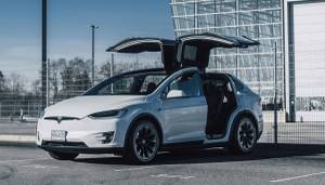 2017 Tesla Model X 90d (Richmond) $103888