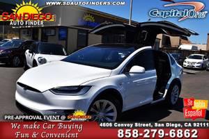 2016 Tesla Model X 90D SKU:22299 Tesla Model X 90D SUV (San Diego Auto Finders) $69575