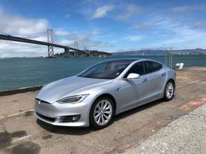 2017 TESLA MODEL S75 1 OWNER CLEAN TITLE NO ACCIDENTS LOW MILEAGE (redwood city) $48950