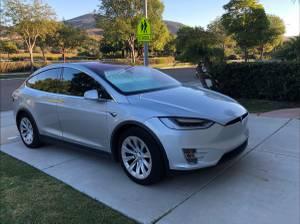 Tesla X 2017 (Sorrento Valley) $67600
