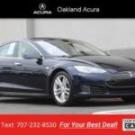 2013 Tesla Model S Base sedan Blue (CALL 707-232-8530 FOR CUSTOM PAYMENT) $432