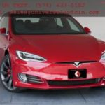 2018 TESLA MODEL S P100D (ELKHART) $60500