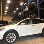 2019 Tesla Model X 100D (vancouver) $129900