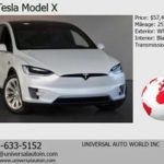 ***2017 TESLA MODEL X 100D***HOT DEAL!*** (ELKHART) $57400