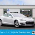 2013 Tesla Model S Sedan sedan Silver (CALL 415-917-1464 FOR CUSTOM PAYMENT) $451