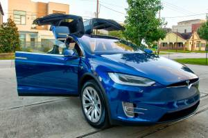 2018 Tesla Model X 75D [FULL SELF DRIVING] – Absolute MINT (houston downtown) $74999