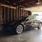 Tesla Model 3 long range dual motor blk/blk (willow glen / cambrian) $52000