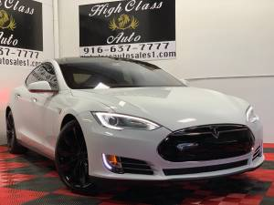 2013 TESLA MODEL S P60 WITH AVAILABLE FINANCING!! (www.HighClassAutoSales1.com) $32998