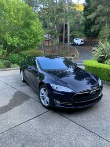 2013 Tesla Model S 85 Clean Title Free Supercharging (san rafael) $29500