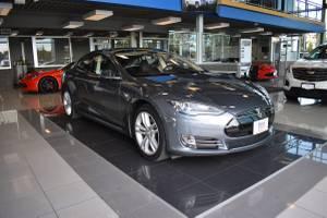 2014 Tesla Model S 85 RWD (12100 Featherstone Way)
