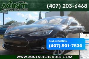 2013 Tesla Model S 4dr Sdn 85KWH Battery $1500 down! Everyone Approved (+ Mint Auto Sales) $31995